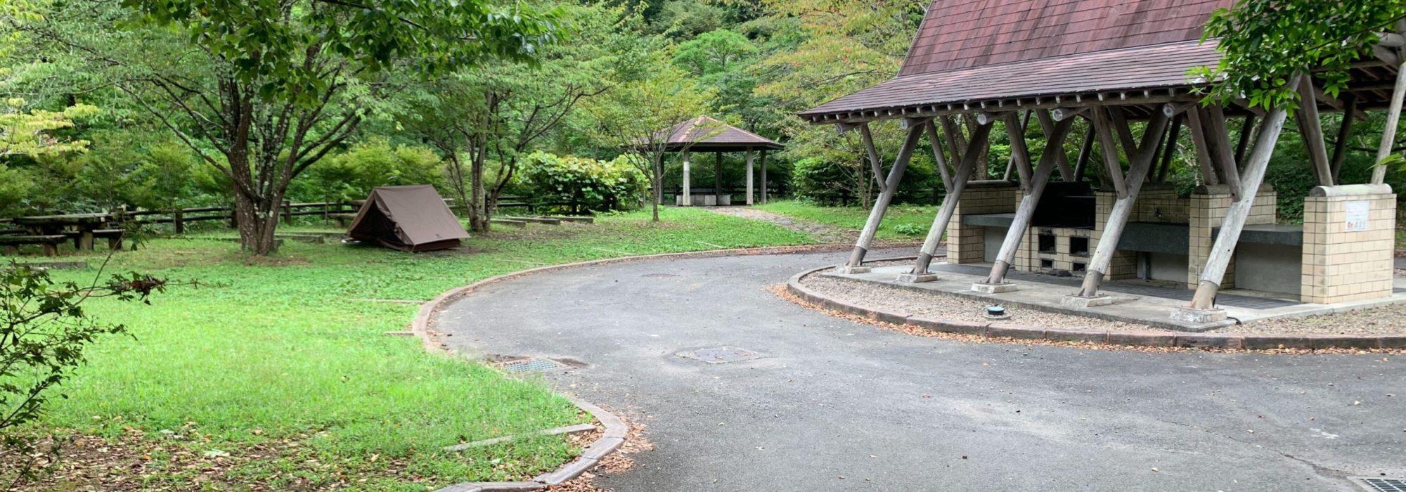 三滝堂 ふくろうの森 キャンプ キャンプ場