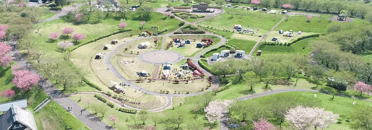 長沼 フートピア公園 キャンプ キャンプ場