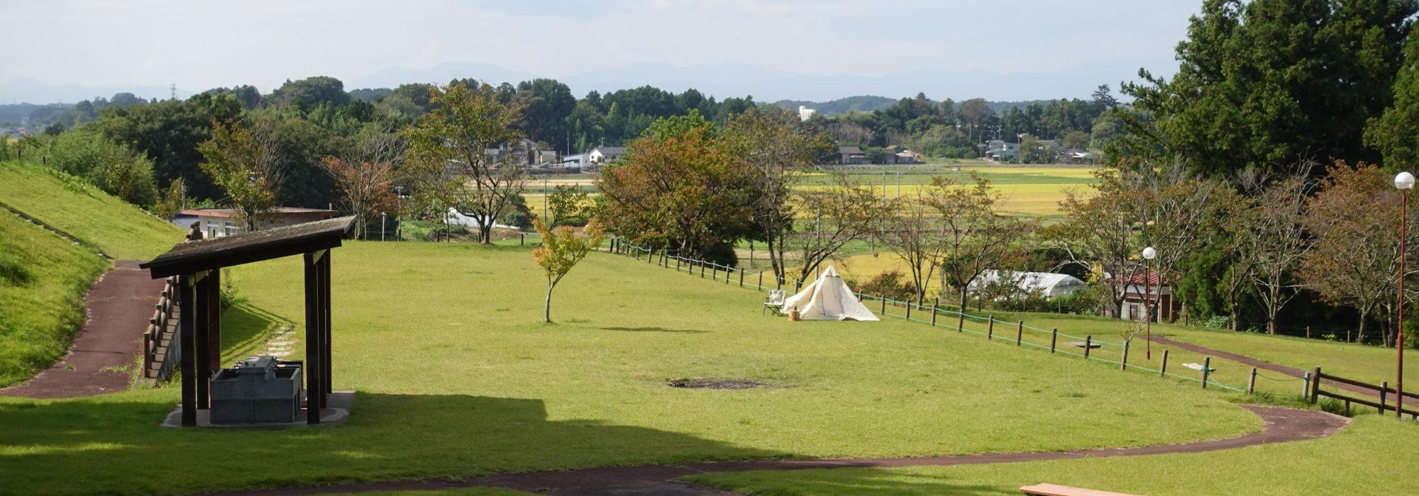 大嶽山 交流広場 キャンプ キャンプ場